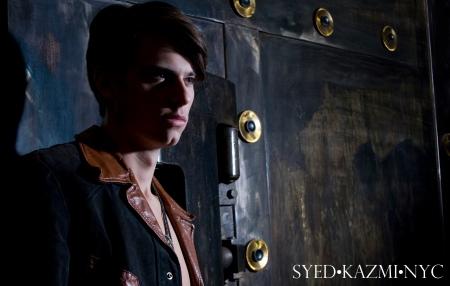 Ryan Medel by Syed Kazmi NYC